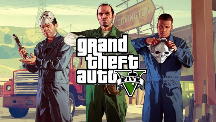 GTA V tracklist