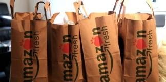 Prodotti alimentari Amazon