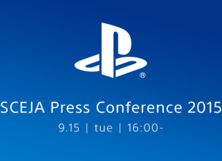 Conferenza Sony Tokyo game Show