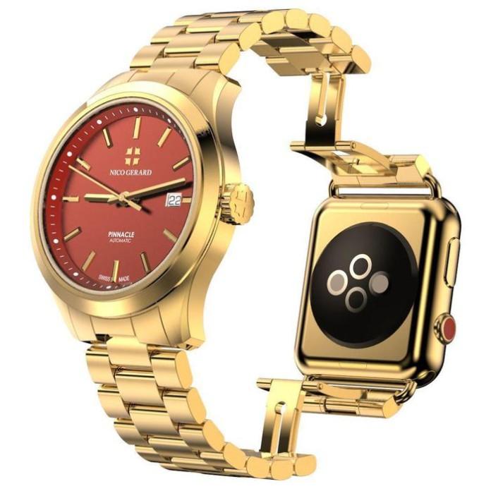Apple Watch con due quadranti