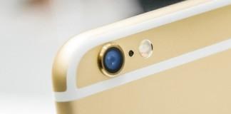 difetto fotocamera iPhone 6 Plus