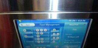 Frigorifero Smart contro sprechi alimentari