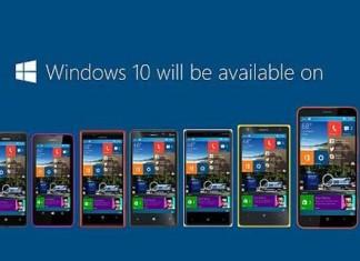 windows 10, mobile, smartphone, sistema operativo