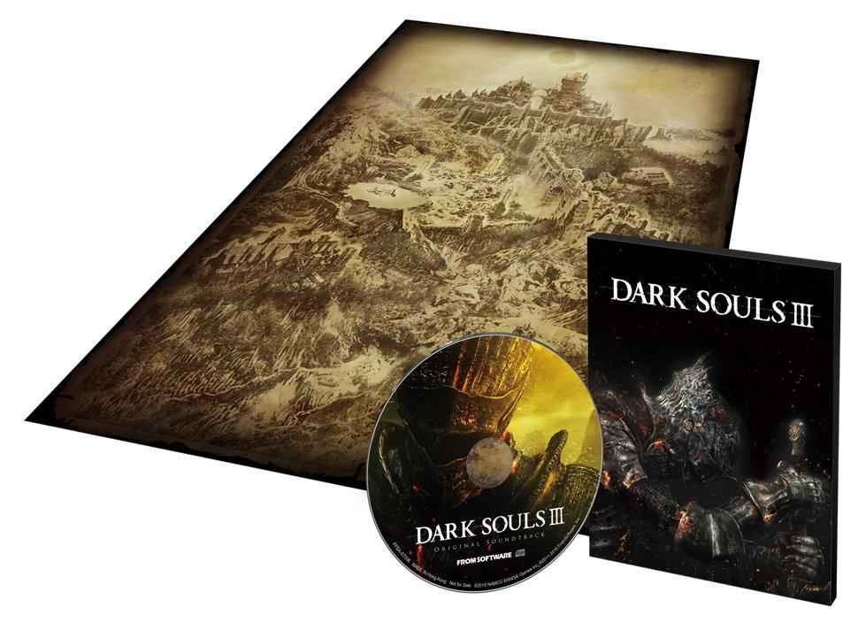 Dark souls 3 edizione fisica