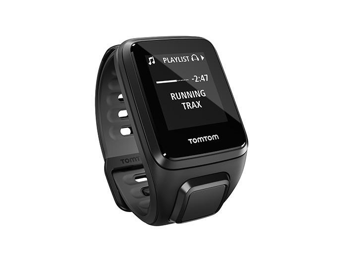 tomtom, smartwatch, musica, gps, motivare