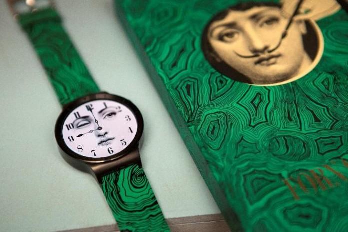 orologio, smartswatch, huawei, fornasetti, designer