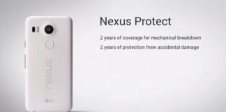 Nexus protect nuovo programma garanzia google