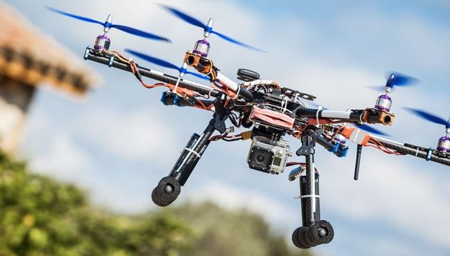 qualcomm entra mercato droni