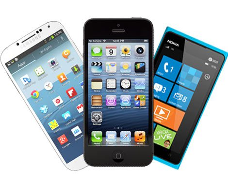 smartphone longevita apple samsung blackberry xiaomi