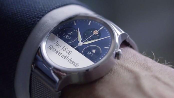 Vinci Huawei Watch comprando Mate S