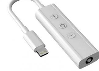 iPhone 7 senza l'uscita jack audio