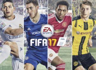 Copertina Fifa 17 e novità importanti