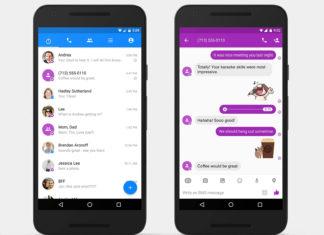 Arrivano gli sms su Android