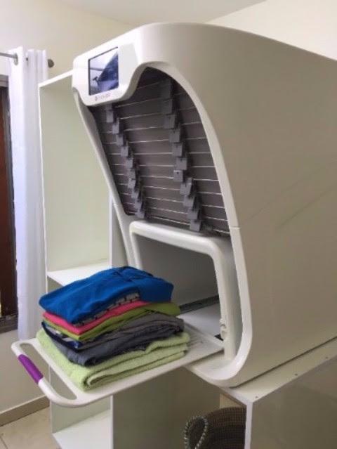 FoldiMate la macchina che stira, piega e pulisce