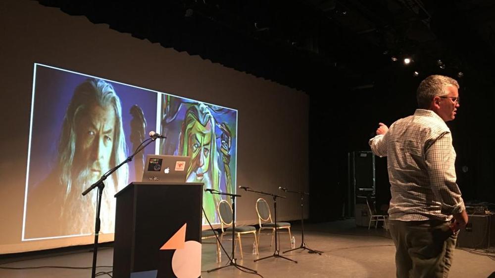 Google Magenta crea la sua prima opera d'arte