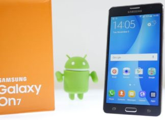 Zauba avvista il Samsung Galaxy On7