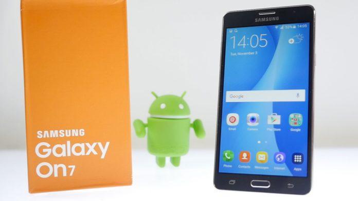 Zauba avvista il Samsung Galaxy On7