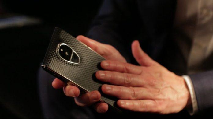 Sirin Solarin lo smartphone super sicuro ma allo stesso tempo costoso
