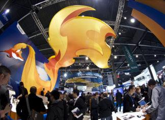 nuovo logo Mozilla
