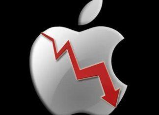 Apple calo di vendite degli iPhone