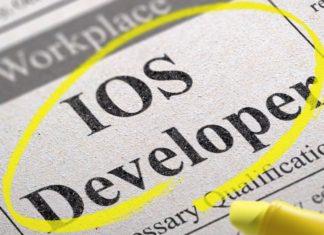 Apple iOS developer