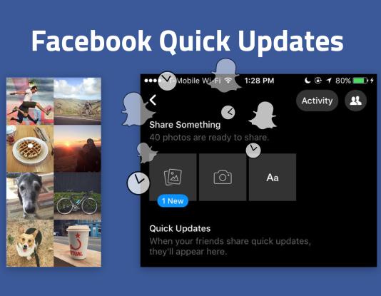 Facebook Quick Update