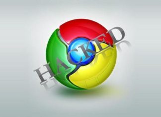 Google Chrome falla