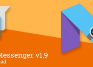Google Messenger 1.9