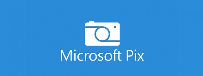 Microsoft Pix per Apple