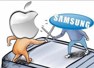 Samsung vs Apple