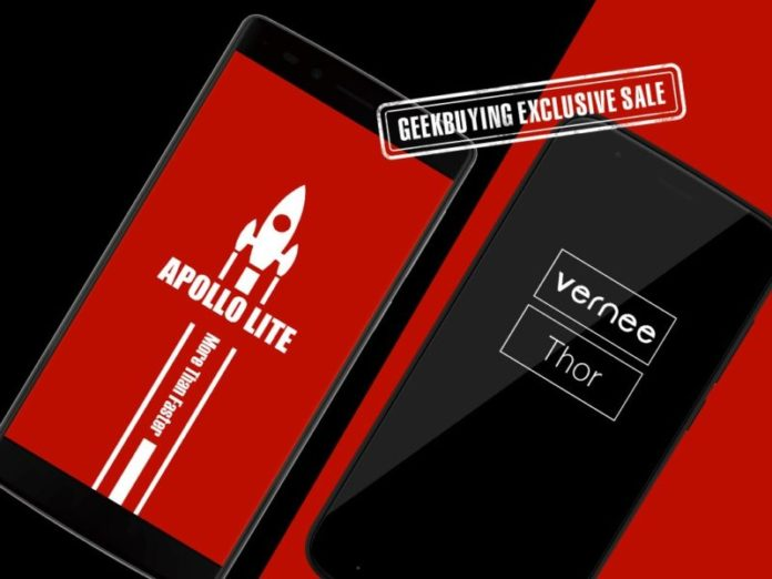 Smartphone Vernee