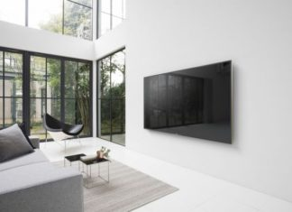 Sony TV serie ZD9