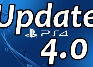firmware 4.0 PS4