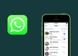 whatsapp aggiornamento iOS