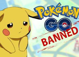 Ban Pokèmon Go