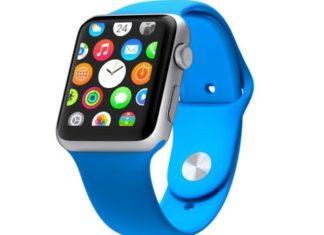 apple watch 2 batteria