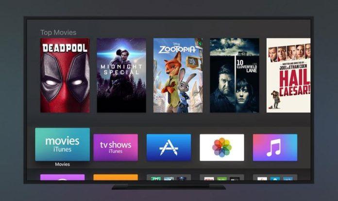 beta 7 tvos 10 apple tv