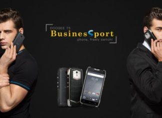 doogee t5 business sport