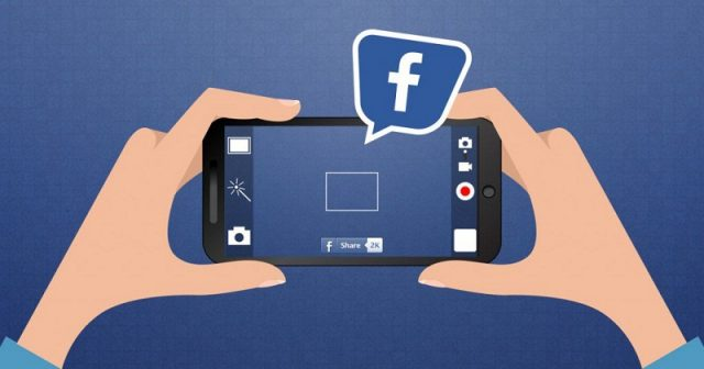 facebook live pubblicità