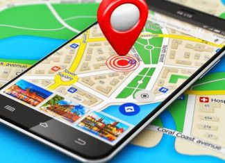 google maps solo wifi