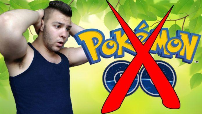 pokemon go eliminato