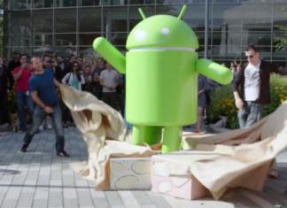 Android 7 Nougat evento a Montèlimar