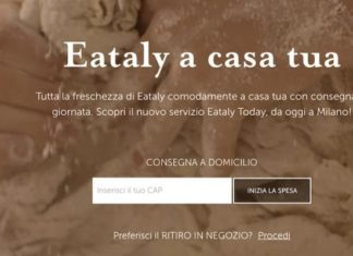 Eataly sfida amazon