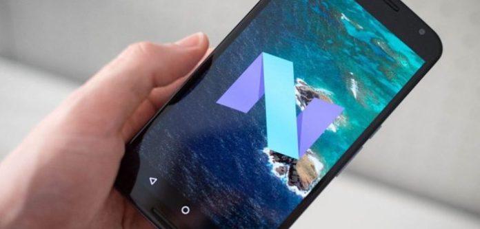 Google lancia android 7.1