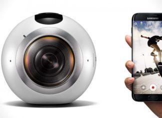 In arrivo il Samsung Gear 360 Pro