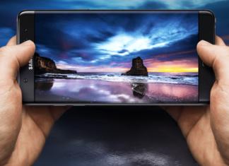 Samsung Galaxy Note 7 sostituzione