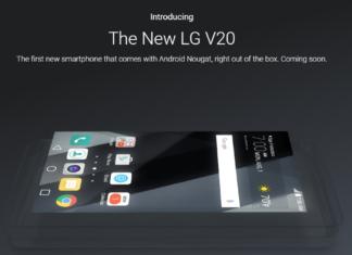 android 7 nougat lg V20