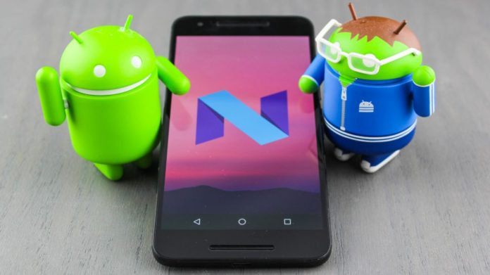 android 7 nougat smartphone android one