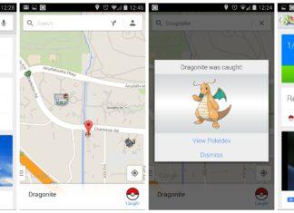 google maps aggiornamento pokemon go
