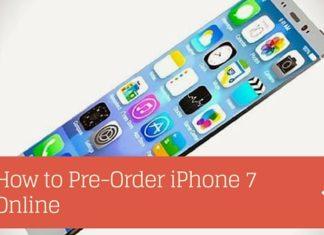 preordine iphone 7
